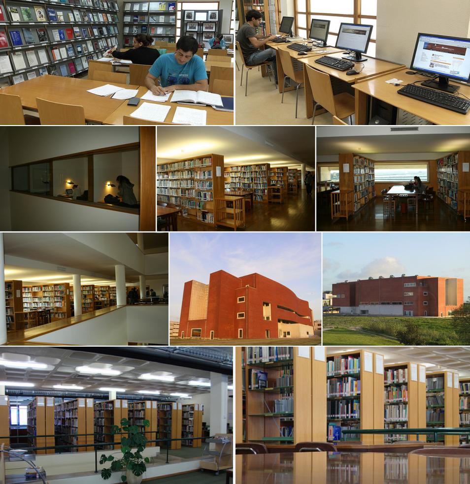 Bibliotecas da UA